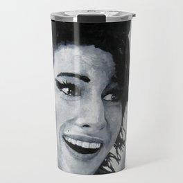 """""""Amy"""" Travel Mug"""