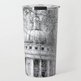 St Paul's Through the Trees Travel Mug