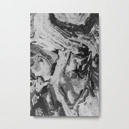 Cliffs Near To The Sea Metal Print