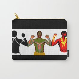 Black Men and Their Chains Carry-All Pouch