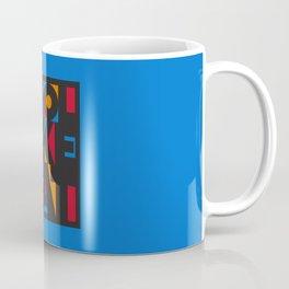 Cool Like Dat - Blue Coffee Mug