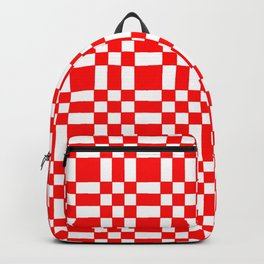 Optical pattern 4 Backpack