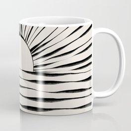 Minimal Sunrise / Sunset Coffee Mug