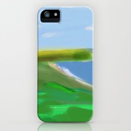 God Bless and Keep Guam Safe iPhone Case