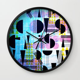 Everywhere! Wall Clock