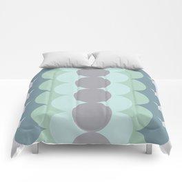 Gradual Mint Comforters
