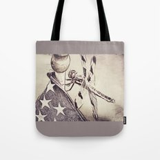 D-Fly Draw Tote Bag