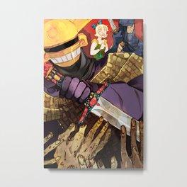 Defenders Metal Print
