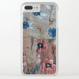 natural resource Clear iPhone Case