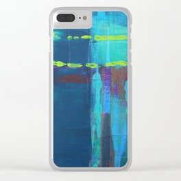 Sweet madness Clear iPhone Case
