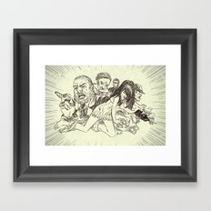On Sale Framed Art Print