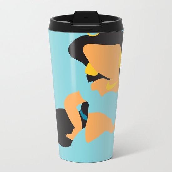Jasmine - Aladdin Metal Travel Mug
