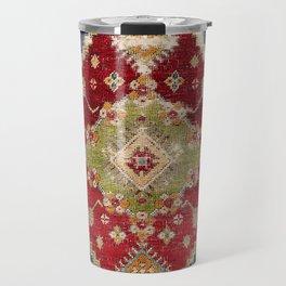 Çal Southwest Anatolian Rug Print Travel Mug