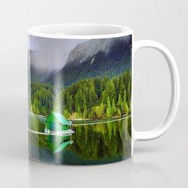 Vancouver Capilano Mountains Coffee Mug