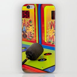 Whac-A-Mole iPhone Skin