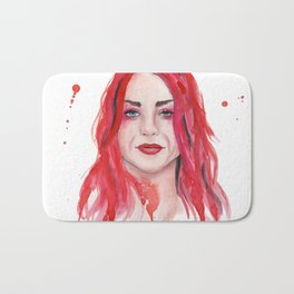 Frances Bean Cobain Bath Mat