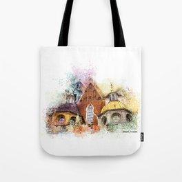 Wawel Art Cracowv Tote Bag