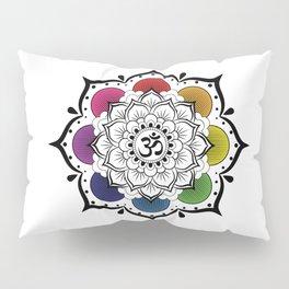 Om Mandala Pillow Sham