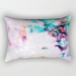 Aura: The Melting Rectangular Pillow