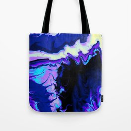 Fluid Astral Reverse Tote Bag