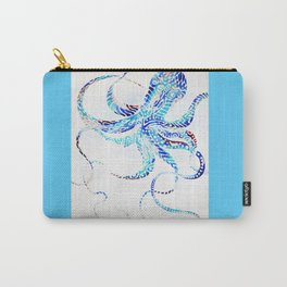 Wiggly Octopus Carry-All Pouch