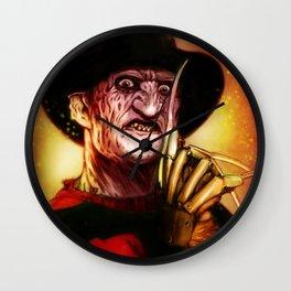 Freddy Wall Clock