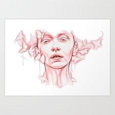 the return of the souls Art Print