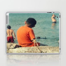 Summer Swim ~ lake Laptop & iPad Skin