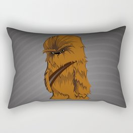 Chewbacca Rectangular Pillow
