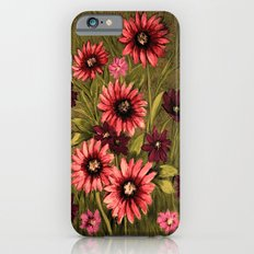 Flowers 3 Slim Case iPhone 6s