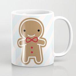Cookie Cute Gingerbread Man Coffee Mug