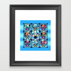 Wily For The Win Framed Art Print
