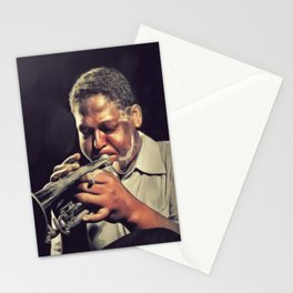Fats Navarro, Music Legend Stationery Cards