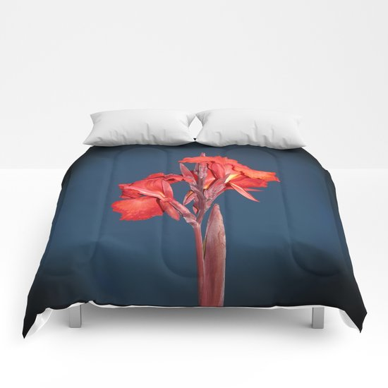 Canna Lily Comforters