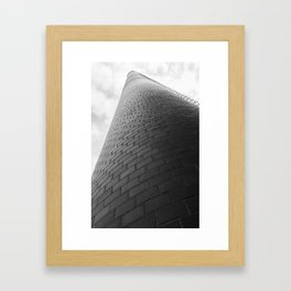 Inch By Inch Framed Art Print
