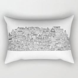 The Long Town  Rectangular Pillow