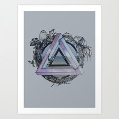Form and Content Art Print