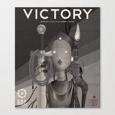 Propaganda Series 9 Canvas Print