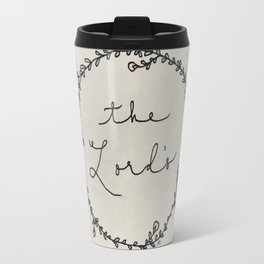 The Lord's Travel Mug