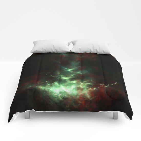 Spectral Comforters