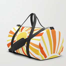 Let the sunshine in Duffle Bag