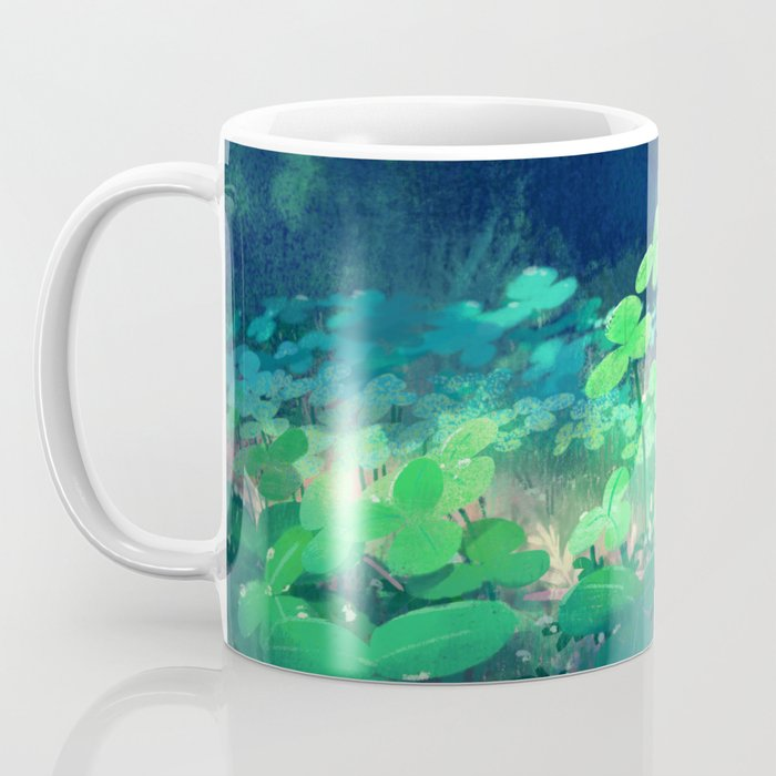 clovers Coffee Mug