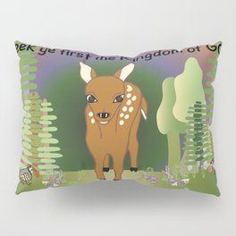 © Little Hart storybook character Pillow Sham
