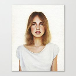 Samantha Canvas Print