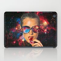 eugenia loli iPad Cases featuring I AM I by Eugenia Loli