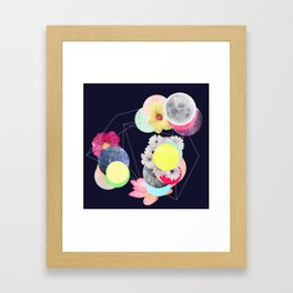 "Repeat System II "" Framed Art Print"