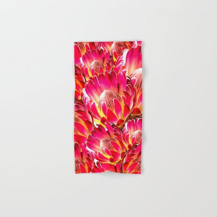Pink Flower 9 Hand & Bath Towel