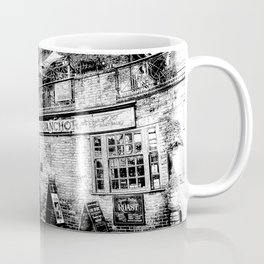 The Anchor Pub London Art Coffee Mug