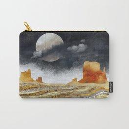 Metallic Desert Carry-All Pouch