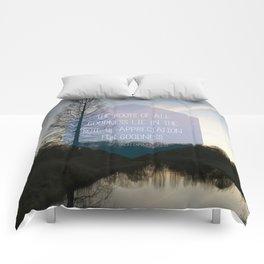 Roots Artprint Comforters